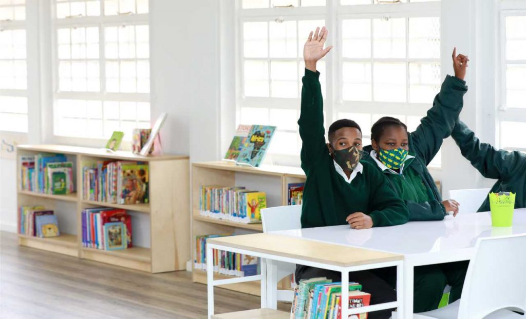 Investing In Children's Libraries