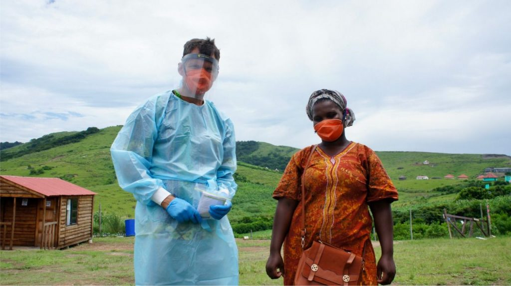 Responding to the Pandemic in Rural Communities
