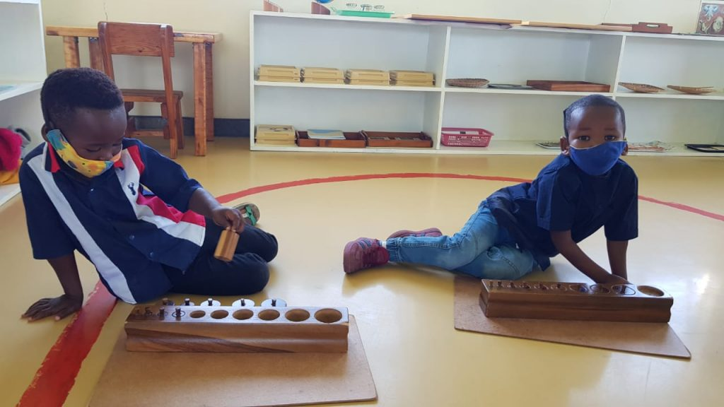 Ikhaya Labantwana Montessori: A Beacon of Hope